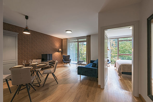 Apartment Autumn